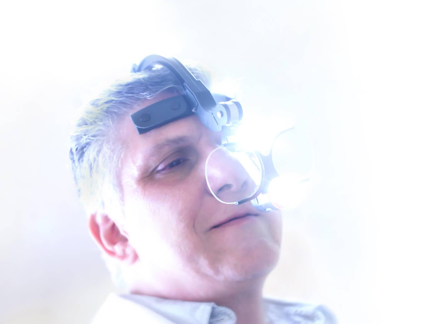 Imagen de cara del Doctor German Gago